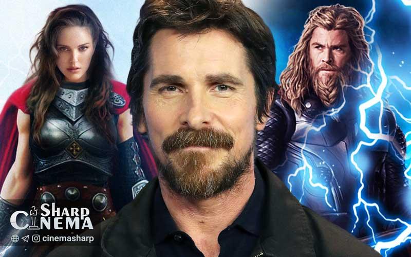 نقش «کریستین بیل» در Thor 4 مشخص شد
