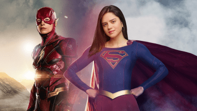 بازیگر نقش سوپرگرل در فیلم The Flash