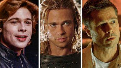 تصاویری جالب از بازیگران مشهور در گذر زمان