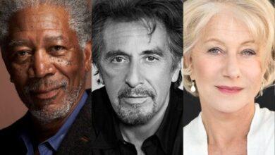 جمع بازیگران اسکاری در یک فیلم جدید